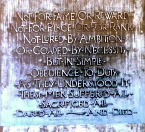 Confederate Plaque
