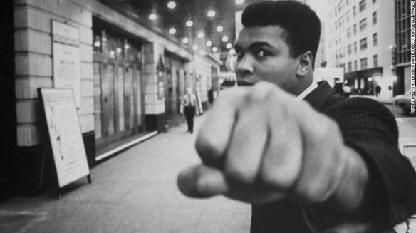 Ali punch