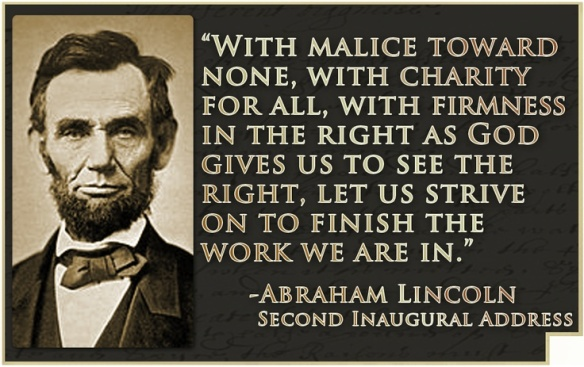 second-inaugural-address-quote