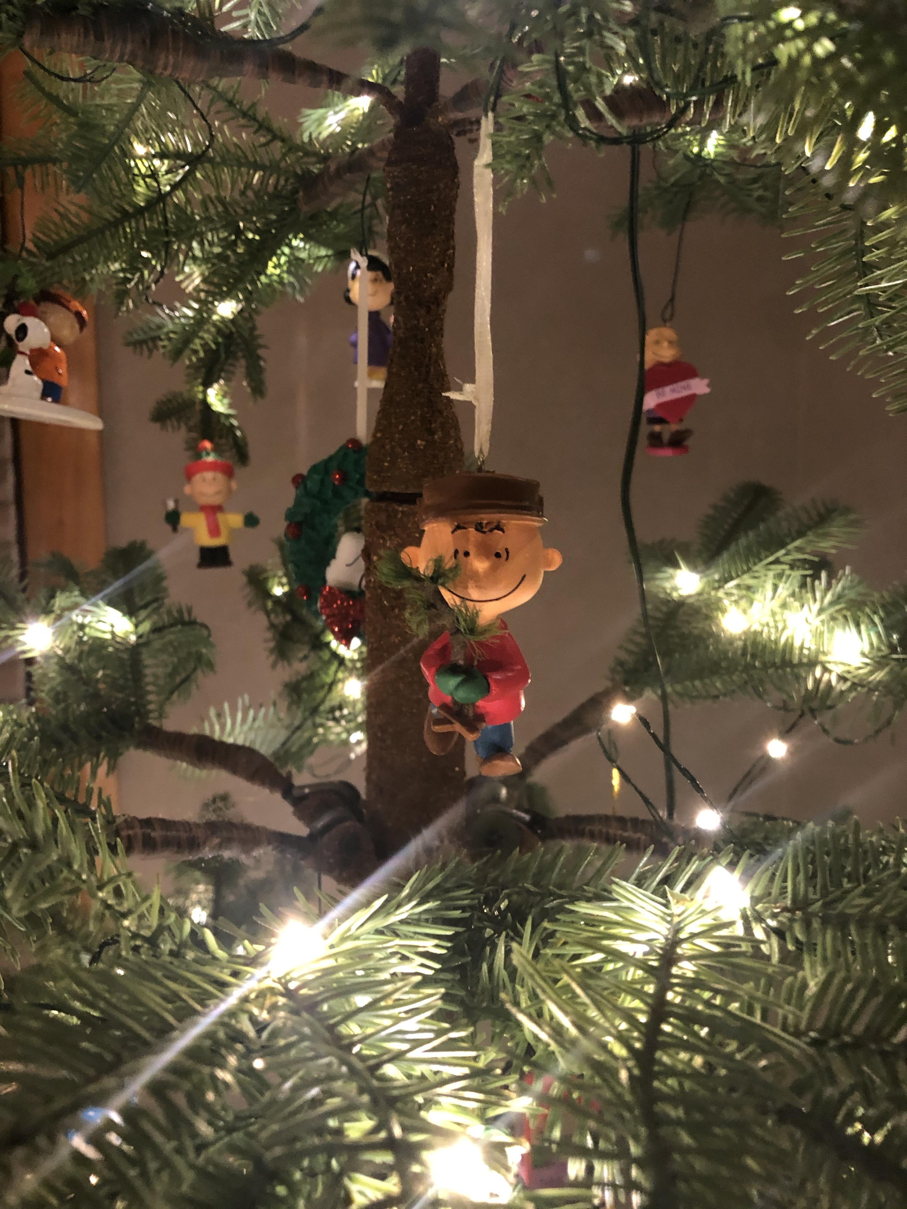 Charlie Brown Tree 2